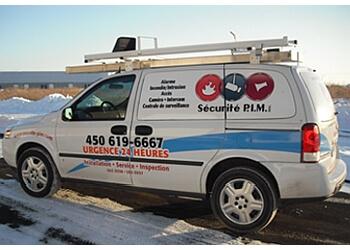 Brossard security system Sécurité P.I.M. Inc.