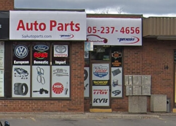 Richmond Hill auto parts store SA Auto Parts