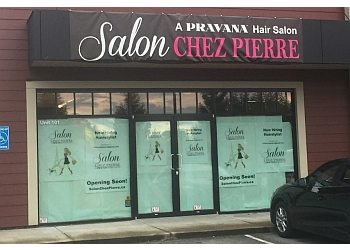 Langley hair salon SALON CHEZ PIERRE