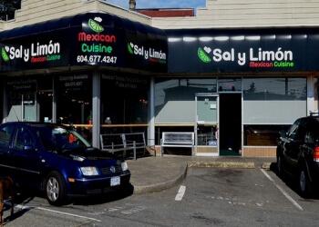 Surrey mexican restaurant SAL Y LIMON