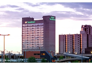 Longueuil hotel SANDMAN HOTEL MONTREAL