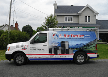 S. Air Fortier Saint Hyacinthe HVAC Services