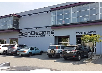 Coquitlam furniture store SCANDESIGNS QUALITY HOME FURNISHINGS