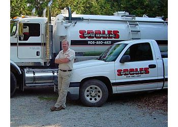 Brampton septic tank service SCOLES SEPTIC