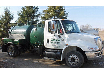 S.C. WATSON St Catharines Septic Tank Services