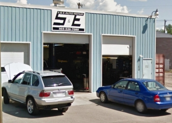 Medicine Hat car repair shop S & E Auto Repair