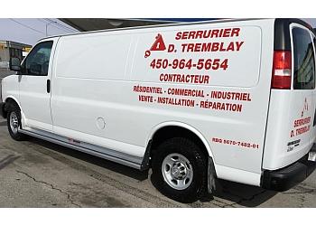 Terrebonne locksmith SERRURIER D TREMBLAY INC.