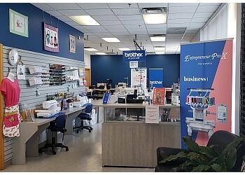 Winnipeg sewing machine store SEW-Sewing & Embroidery Warehouse