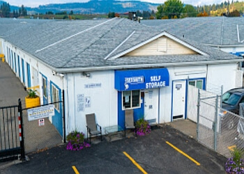 Kelowna storage unit SEXSMITH SELF STORAGE
