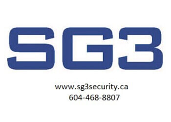 Port Coquitlam security system SG3 SECURITY LTD.