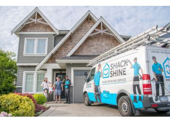 Coquitlam window cleaner SHACK SHINE