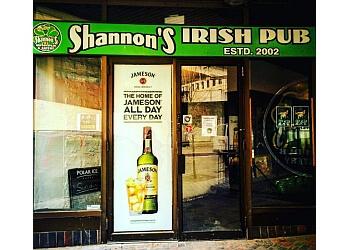 Winnipeg pub SHANNON'S IRISH PUB AND EATERY
