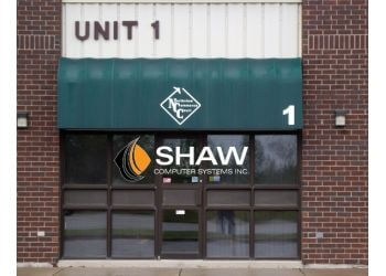 Peterborough it service SHAW COMPUTER SYSTEMS INC.