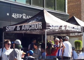 Calgary pub SHIP & ANCHOR PUB