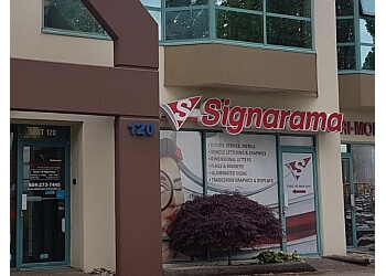 Richmond sign company SIGNARAMA