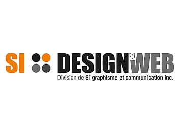 SI GRAPHISME ET COMMUNICATION INC. Levis Web Designers