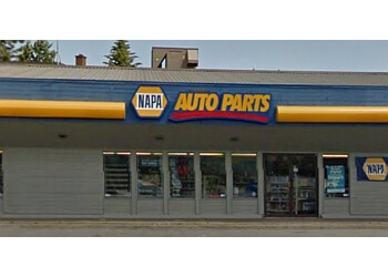 Nanaimo auto parts store SIX MORE VENTURES LTD.
