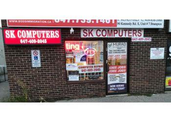 Brampton computer repair SK Computers