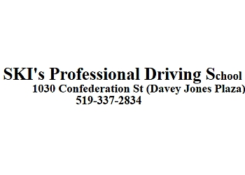 Sarnia driving school SKI's Professional Driving School