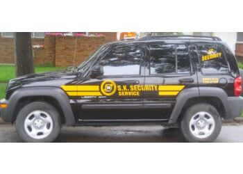 Winnipeg security guard company SK Security Services