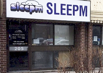 Markham mattress store SLEEPM GLOBAL INC.