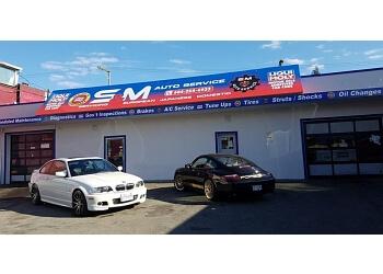 Vancouver car repair shop S & M Auto Service