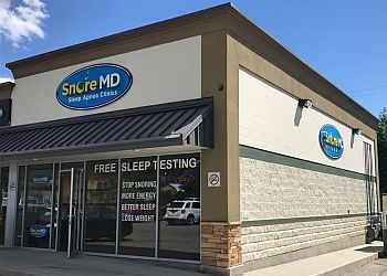 Kelowna sleep clinic SNORE MD
