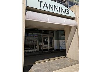 Toronto tanning salon SOLACE TANNING STUDIOS