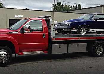 Montreal towing service S.O.S. Dépannage Rapide