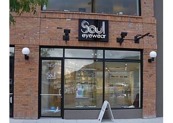 Kelowna optician SOUL eyewear