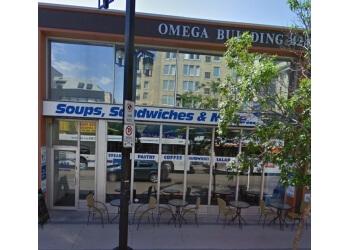 Winnipeg caterer SOUPS, SANDWICHES & MORE