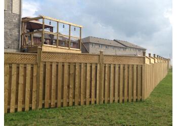 Waterloo fencing contractor STAR FENCING