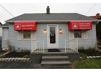St Catharines insurance agency STATE FARM - Jim Hooper