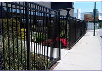 Coquitlam fencing contractor STEELGUARD FENCE LTD.