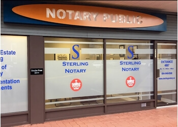 Delta notary public STERLING NOTARY PUBLIC
