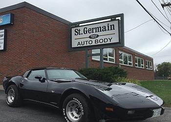 Sarnia auto body shop ST. GERMAIN AUTO BODY