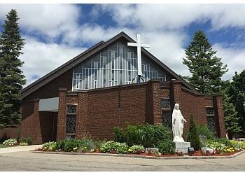 Brampton church ST. MARY'S CHURCH