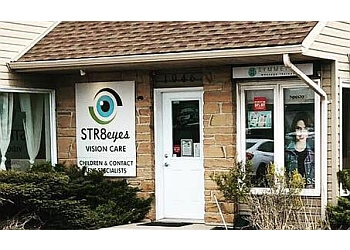 Kingston optician STR8eyes Vision Care