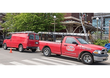 Thunder Bay roofing contractor STRASSER & LANG