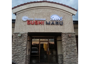 Red Deer sushi SUSHI MARU JAPANESE RESTAURANT