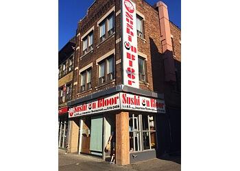 Toronto sushi SUSHI ON BLOOR
