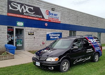 Burlington car repair shop SWC Automotive Inc.
