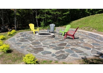 Moncton lawn care service SWEET Landscaping Ltd.