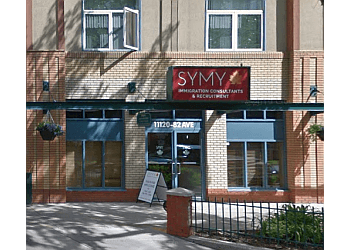 Edmonton immigration consultant SYMY IMMIGRATION CONSULTANTS & RECRUITMENT