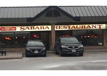 Vaughan mediterranean restaurant Sababa Restaurant