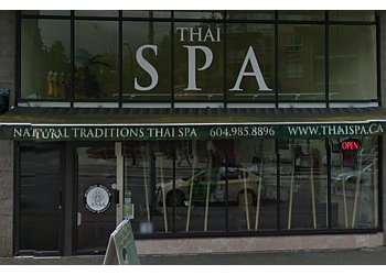North Vancouver spa Sabai Thai Spa