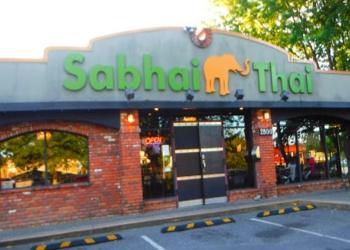 Victoria thai restaurant Sabhai Thai Restaurant