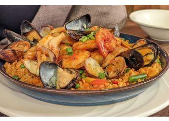 Edmonton seafood restaurant Sabor Restaurant