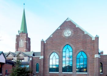 Calgary church Sacred Heart Church