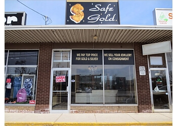 Hamilton pawn shop Safe Gold